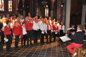 Succès du concert pour le Secours Catholique